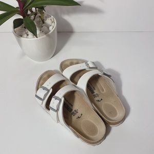 Birkenstock Arizona Double Strap Slider Sandals